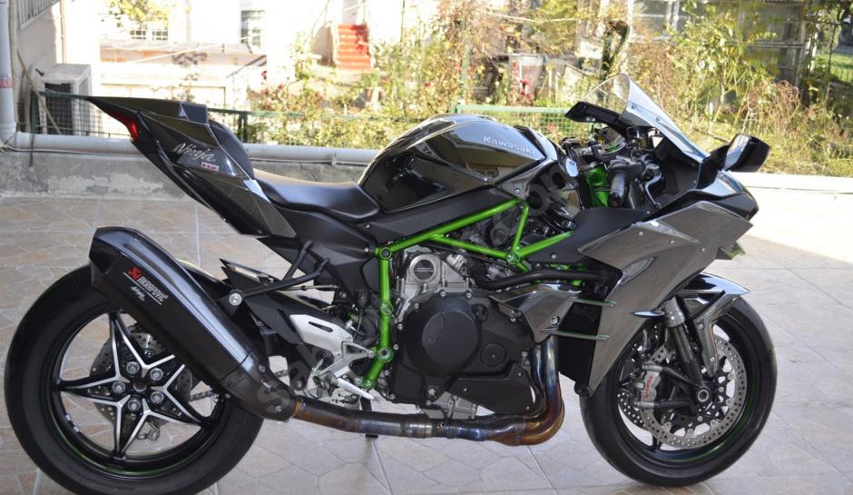 Kawasaki Ikinci El Motosiklet H2 Necat Motor Kawasaki